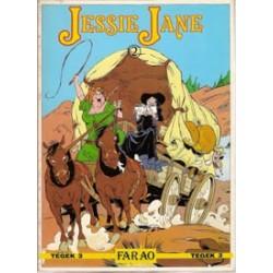 Jessie Jane 01 De sheriff met vier sterren 1e druk 1989