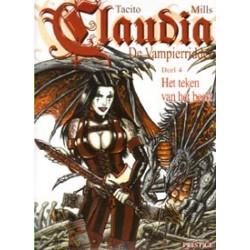 Claudia de vampierridder 04<br>Het teken van het beest