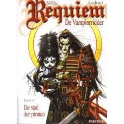 Requiem de vampierridder 09<br>De stad der piraten