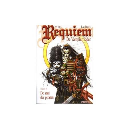 Requiem de vampierridder 09 De stad der piraten