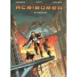 Acriborea 01 HC<br>De onzekere