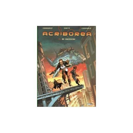 Acriborea 01 HC De onzekere