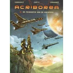 Acriborea 02 HC<br>De puinhopen van de Aeropaag