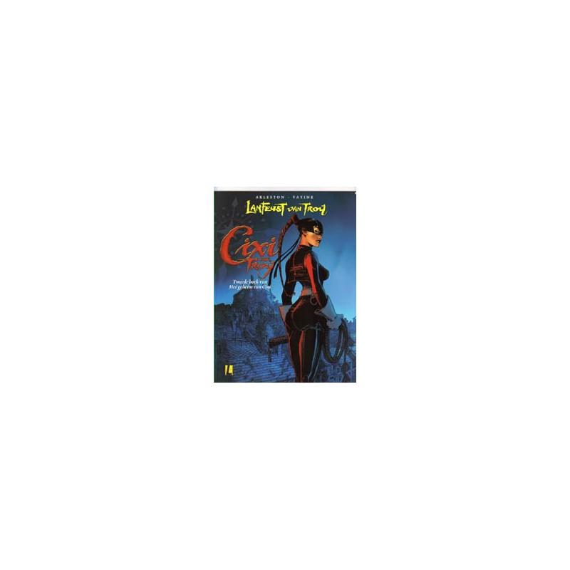 Lanfeust Cixi van Troy 02 Het geheim van Cixi 1e druk 2011