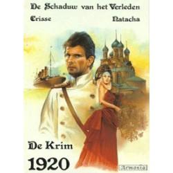 Crisse<br>De Krim+Ungern Kahn set HC<br>1e drukken 1986-1988