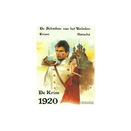 Crisse De Krim+Ungern Kahn set HC 1e drukken 1986-1988