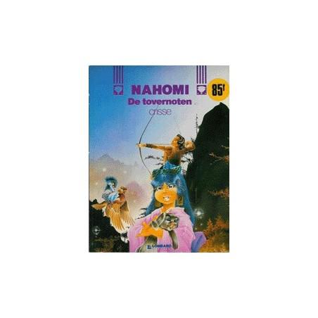 Crisse Nahomi set deel 1 t/m 3 1e drukken 1985-1987