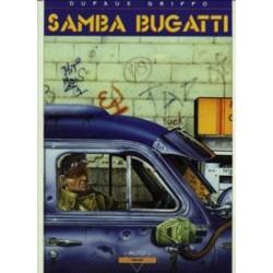 Samba Bugatti set HC<br>deel 1 t/m 3<br>1e drukken 1994-1997