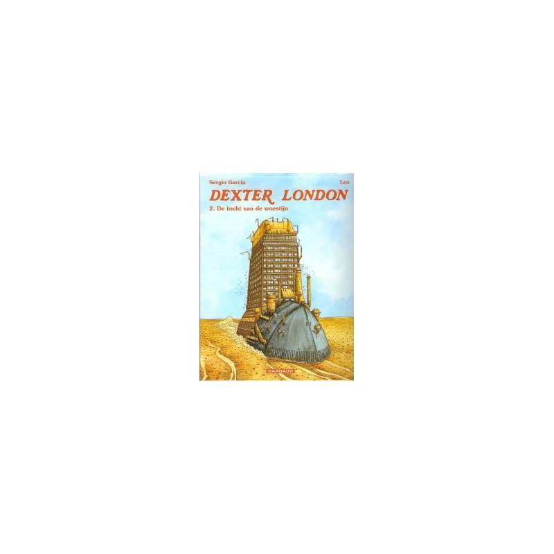 Dexter London 02 De tocht van de woestijn