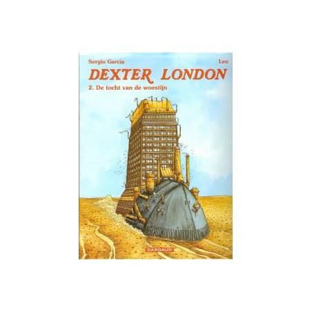 Dexter London 02 De tocht van de woestijn 1e druk 2003
