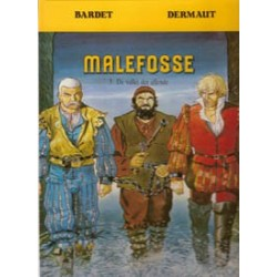 Malefosse 03 HC De vallei der ellende 1e druk 1990