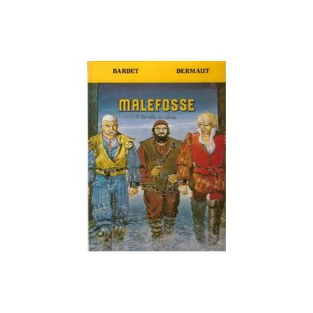 Malefosse HC 03 De vallei der ellende 1e druk 1990