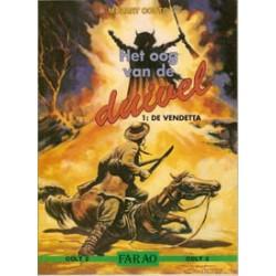Oog van de duivel 01 HC De vendetta 1e druk 1990