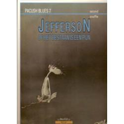 Pacush blues 07 HC<br>Jefferson of het bestaan is een pijn