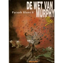 Pacush blues 08 HC<br>De wet van Murphy<br>1e druk 1994