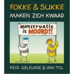 Fokke & Sukke 05 Maken zich kwaad