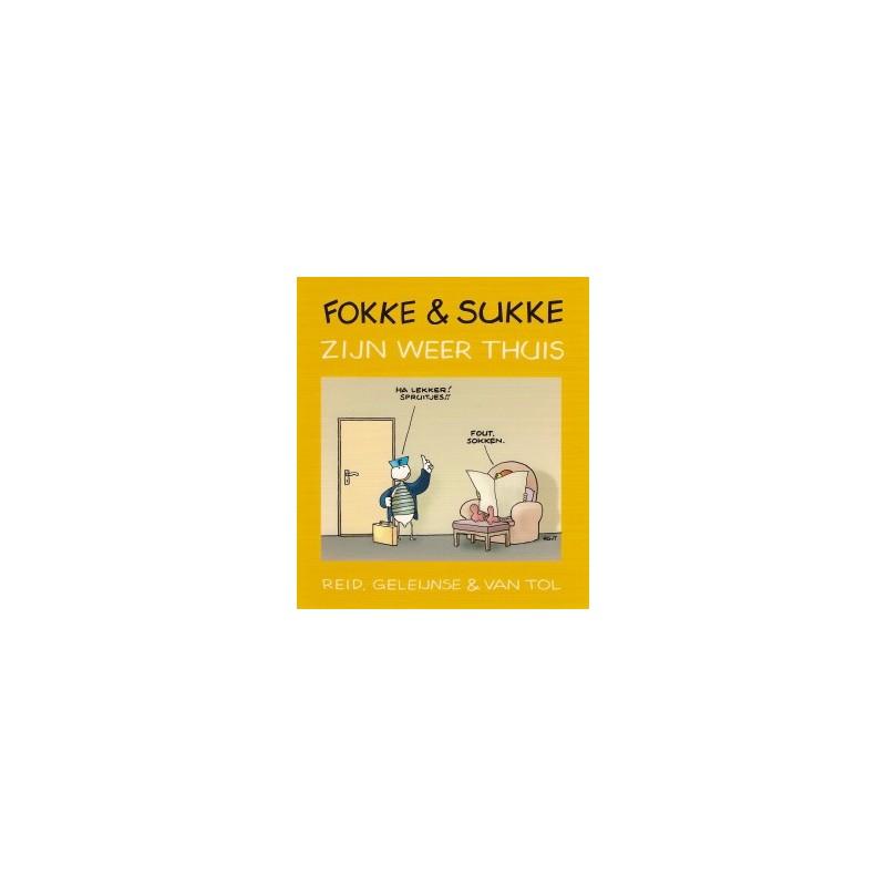 Fokke & Sukke 04 Zijn weer thuis