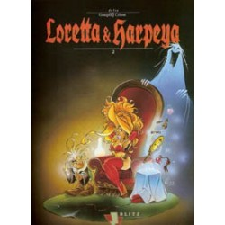 Crisse<br>Loretta & Harpeya 02 SC<br>1e druk 1997