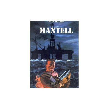 In de schaduw van de zon 02 SC Mantell 1e druk 1988