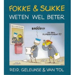 Fokke & Sukke 03<br>Weten wel beter
