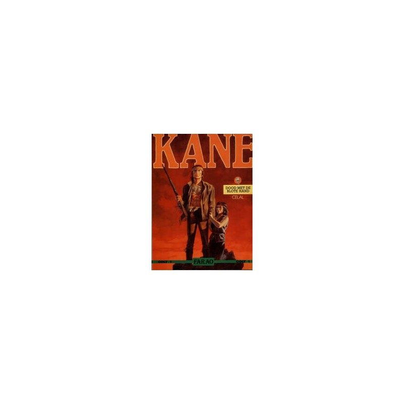Kane 01 SC Dood met blote handen 1e druk 1990