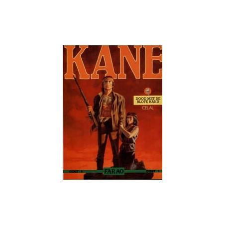 Kane 01 SC<br>Dood met blote handen<br>1e druk 1990