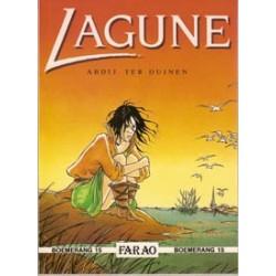 Lagune 01 SC<br>Abdij ter duinen<br>1e druk 1991