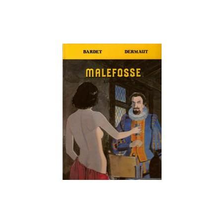 Malefosse 02 De aanslag 1e druk 1988