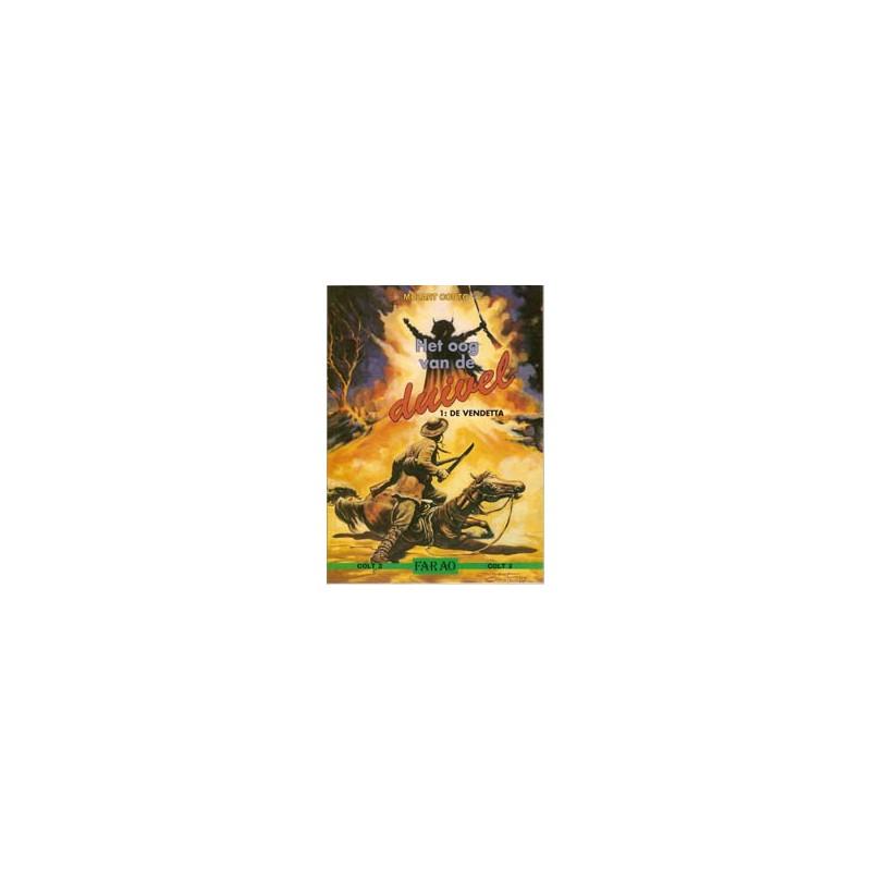 Oog van de duivel 01 De vendetta 1e druk 1990