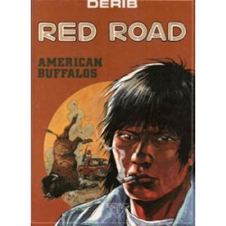 Red Road 01 SC<br>American Buffalos<br>1e druk 1989