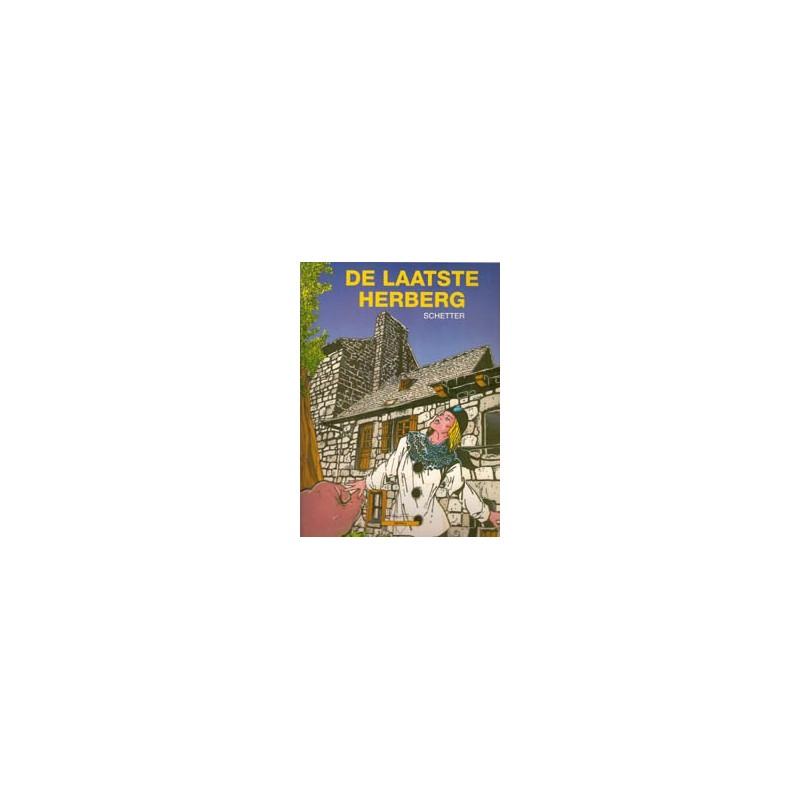 Schetter De laatste herberg SC 1e druk 1987