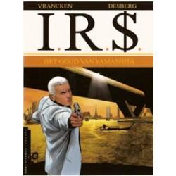 IRS 13 Het goud van Yamashita