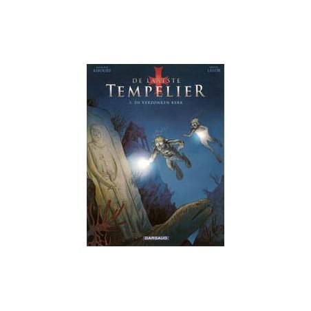 Laatste Tempelier 03 De verzonken kerk 1e druk 2011
