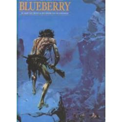 Blueberry Luxe 01<br>De mijn van prosit/Het spook van de goudm