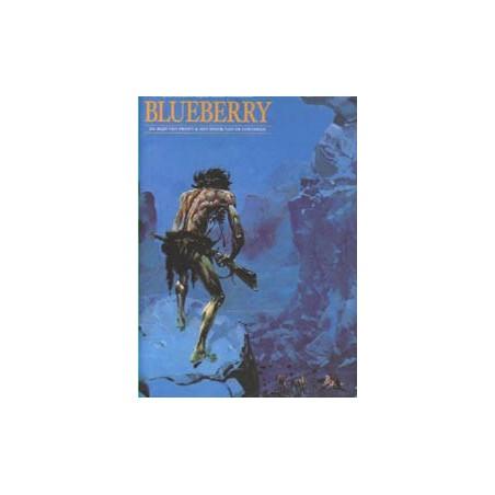 Blueberry  Luxe 01 De mijn van prosit + Het spook van de goudmijn HC