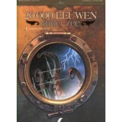20.000 Eeuwen onder zee 01 HC<br>De gruwel in de storm