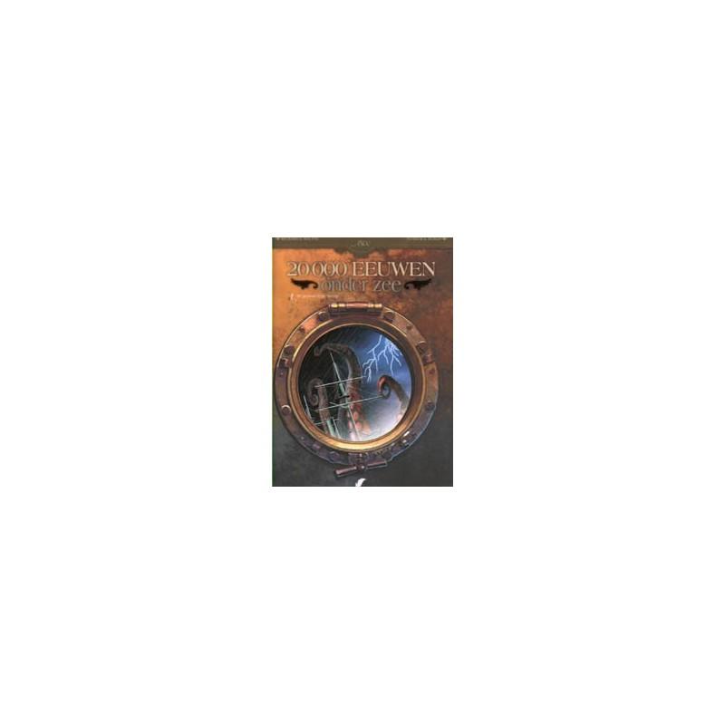 20.000 Eeuwen onder zee 01 HC De gruwel in de storm (Collectie 1800)