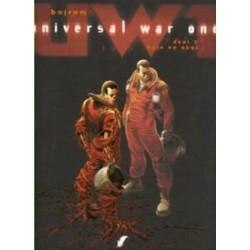 Universal war one D03 HC<br>Kain en Abel