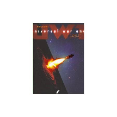 Universal War  One 01 HC Genesis