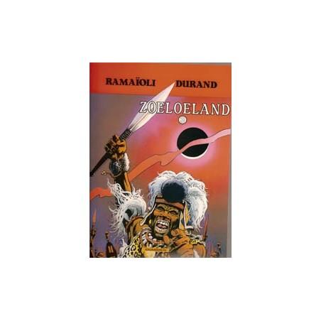 Zoeloeland HC 03 Sterk als het gras 1e druk 1991