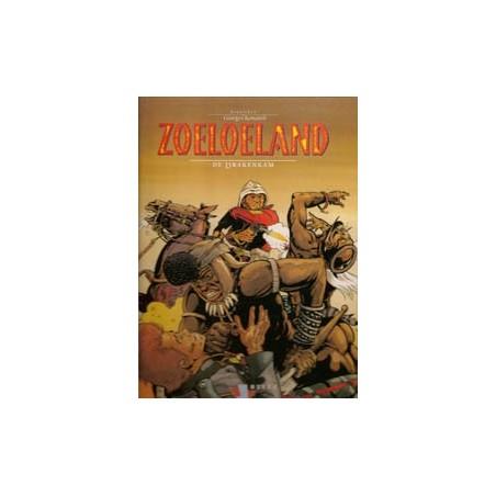 Zoeloeland HC 06 De drakenkam 1e druk 1997