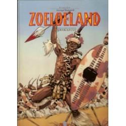 Zoeloeland 07 HC Shakazulu 1e druk 1999