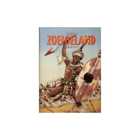 Zoeloeland HC 07 Shakazulu 1e druk 1999