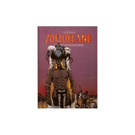 Zoeloeland 08 HC De wraak van de prins 1e druk 1999