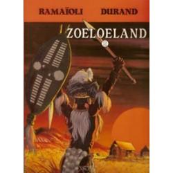 Zoeloeland 02 SC<br>Zwart als hel<br>1e druk 1990