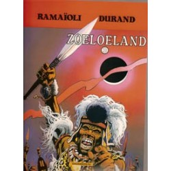 Zoeloeland 03 SC<br>Sterk als het gras<br>1e druk 1991