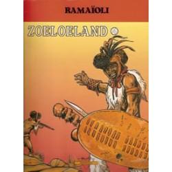 Zoeloeland 04 SC<br>Te vuur en te zwaard<br>1e druk 1992