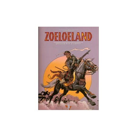 Zoeloeland 05 Sneller dan paarden 1e druk 1996