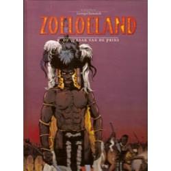 Zoeloeland 08 SC<br>De wraak van de prins<br>1e druk 1999