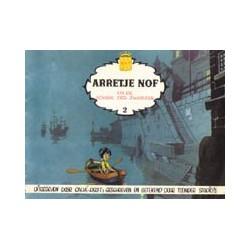 Arretje Nof 02 De schrik der Zwijgzee 1e druk 1957